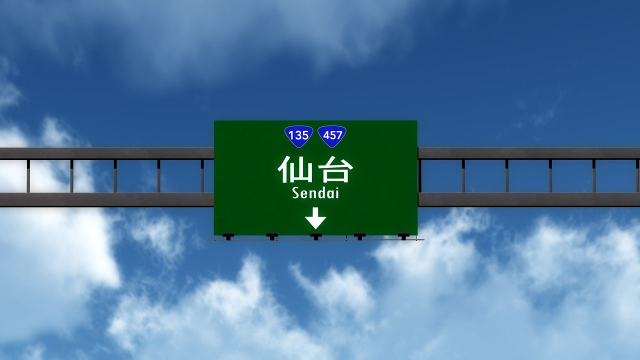 The Road to Sendai (and a safer world)