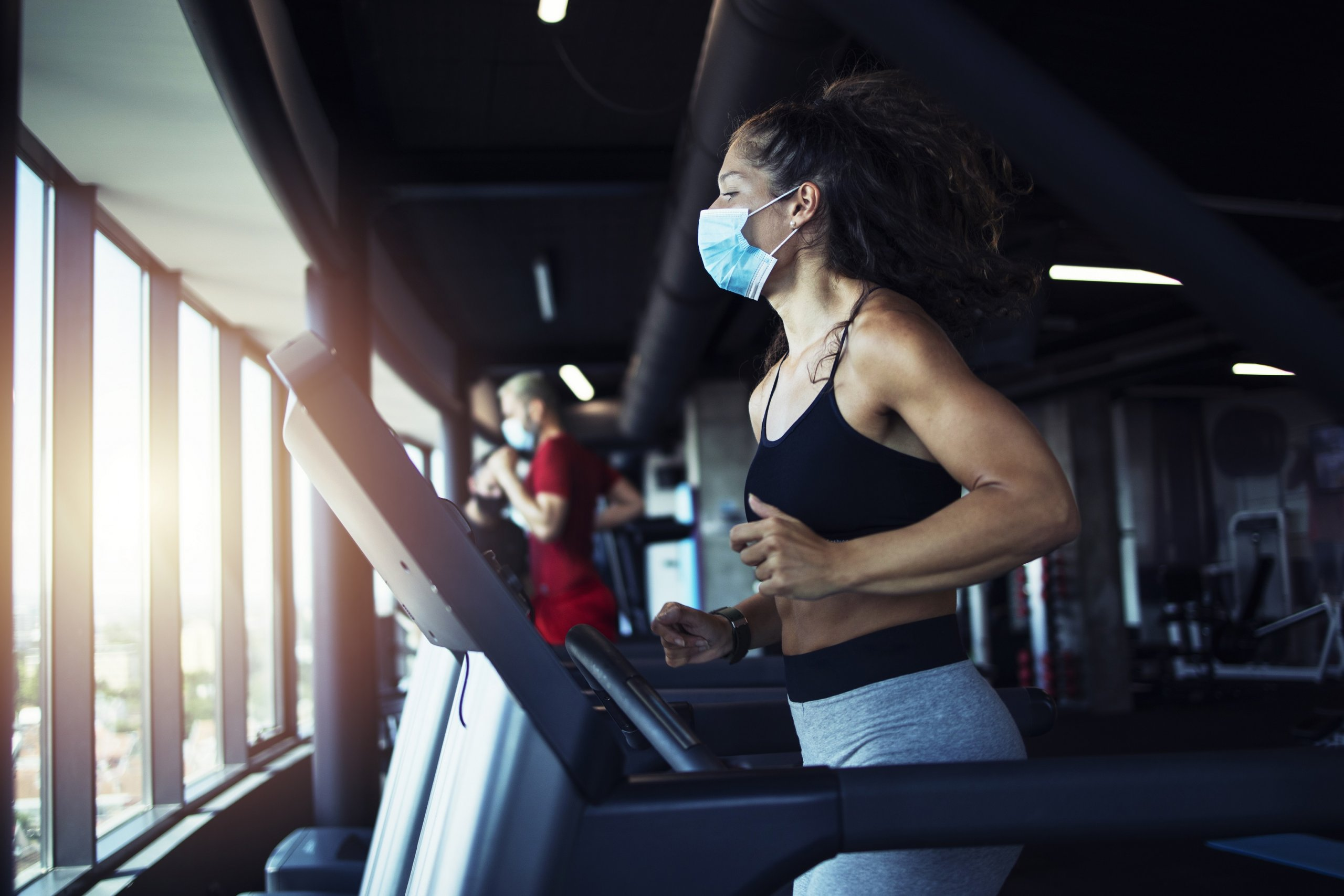Indoor gyms: Does the risk to others outweigh my benefit?