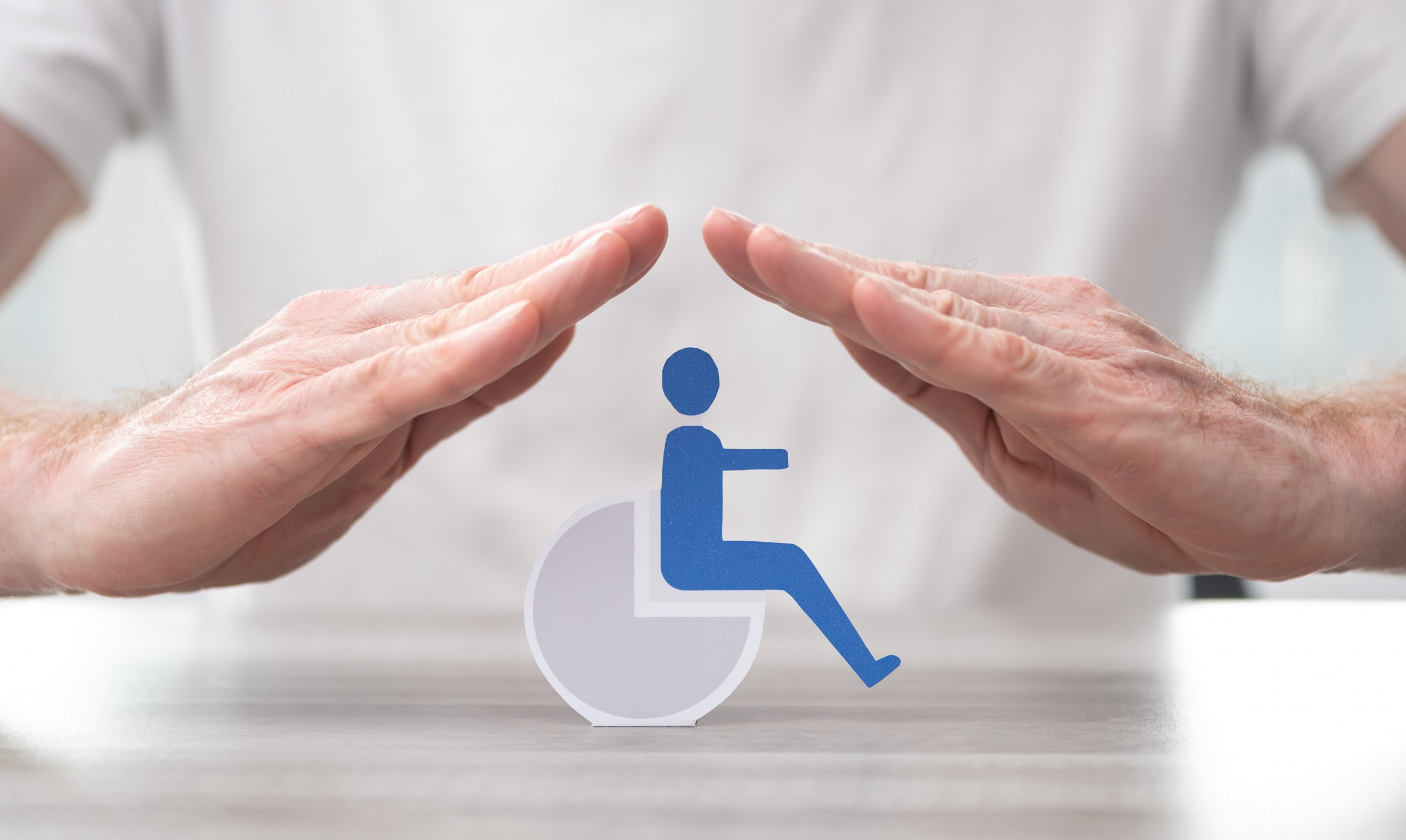 Let's do it differently for the differently-abled