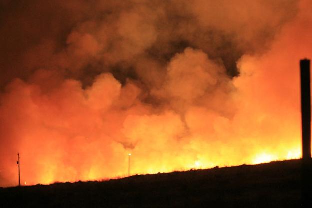 Near-Evacuation Reveals Dangerous Gaps in Communications for Senior Community